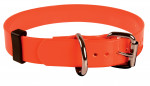 COLLIER CHASSE PVC FLUO 45CM