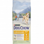 DOG CHOW COMPLET ADULTE CHICKEN 14KG