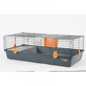 Cage INDOOR 120 cm orange